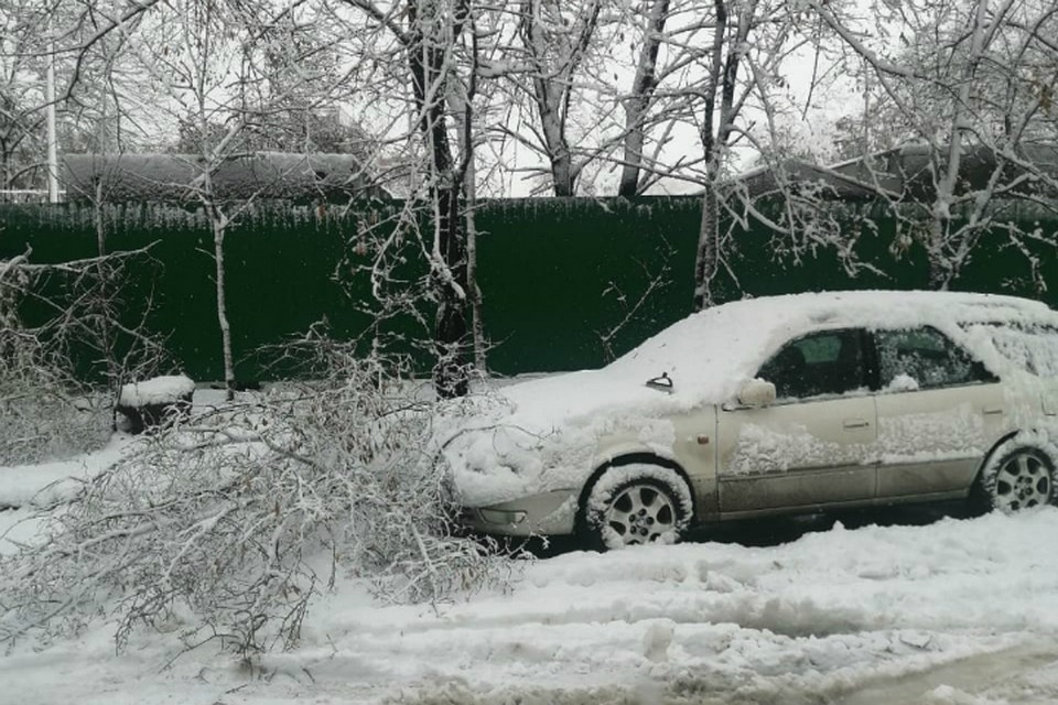 На Хабаровский край обрушится очередная порция осадков