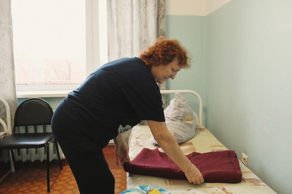Госпиталь развернули оперативно. Фото: правительство Амурской области