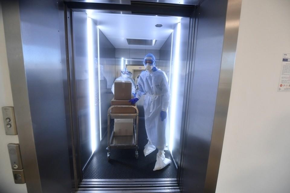 Число зараженных коронавирусом в Кузбассе превысило 15 тысяч человек