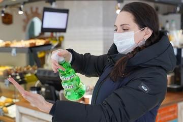Антисептик из водопроводной воды, мембраны для аллергиков: В России начался бум изобретений против коронавируса