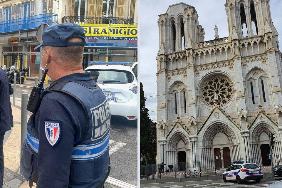 Мэр Ниццы назвал теракт у собора «исламским фашизмом»