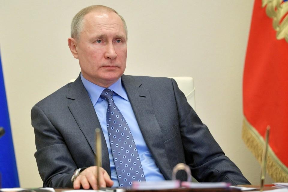Путин: российские активы вызывают интерес на рынке