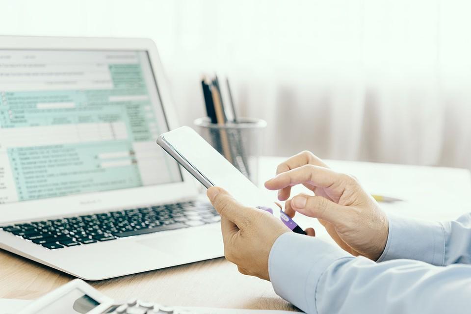 Современные технологии упрощают множество рутинных процедур