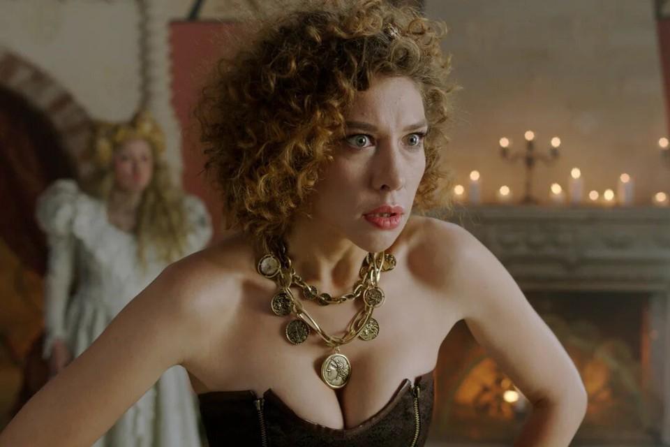 Алина Алексеева. Кадр из фильма
