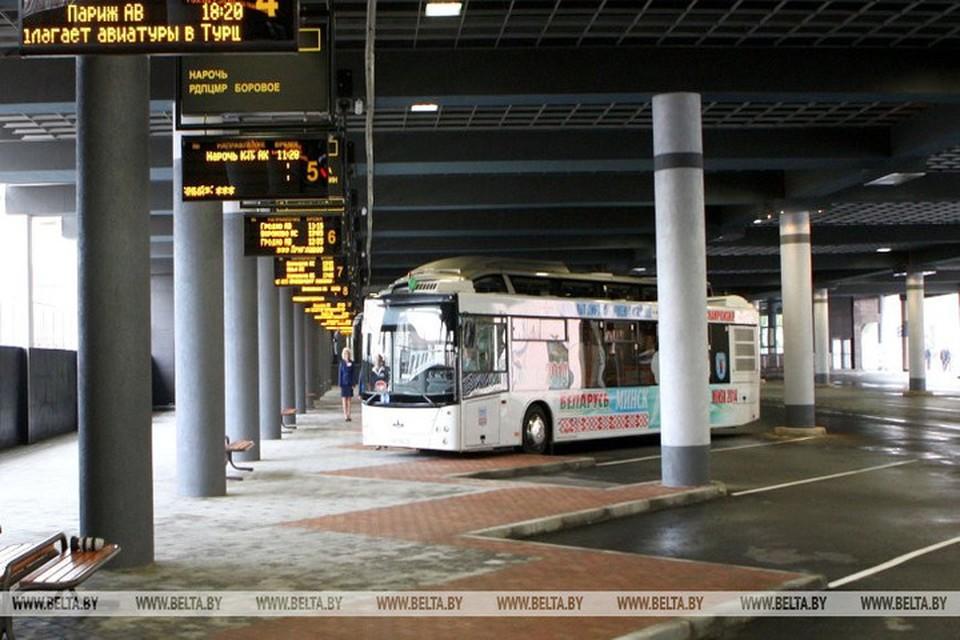 Минсктранс приостанавливает выполнение международных рейсов с 29 октября. Фото: БелТА