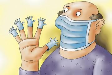 Вопрос дня: Какой самый полезный совет вы получили за время пандемии?