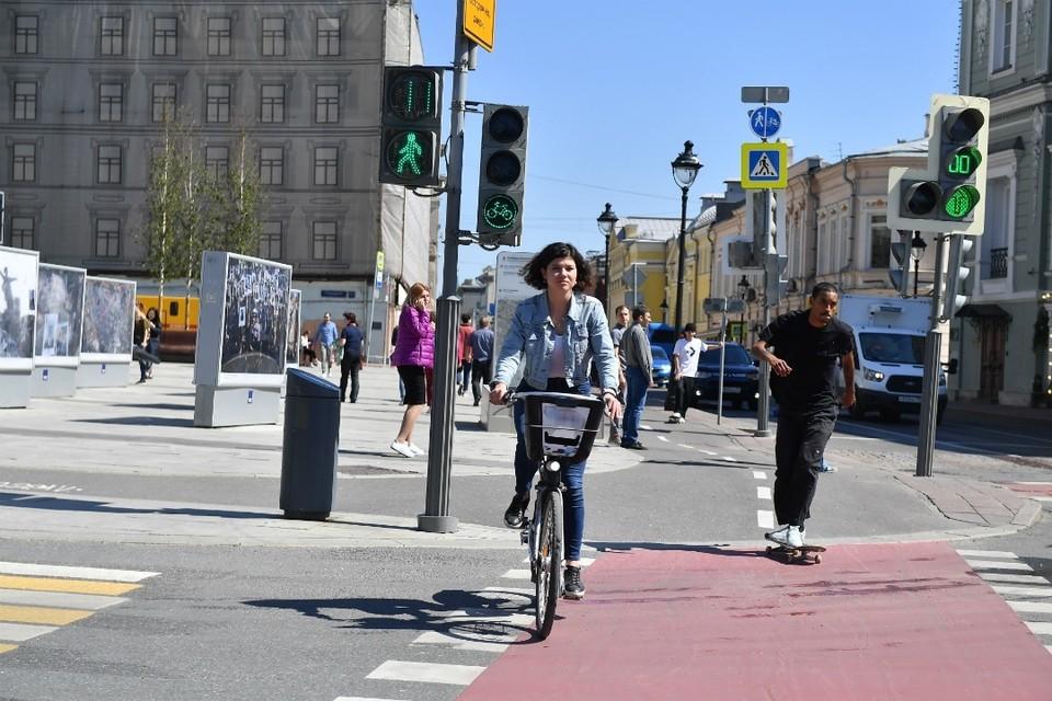 В ближайшем будущем в Кирове могут появиться целые дорожные полосы для велосипедистов.