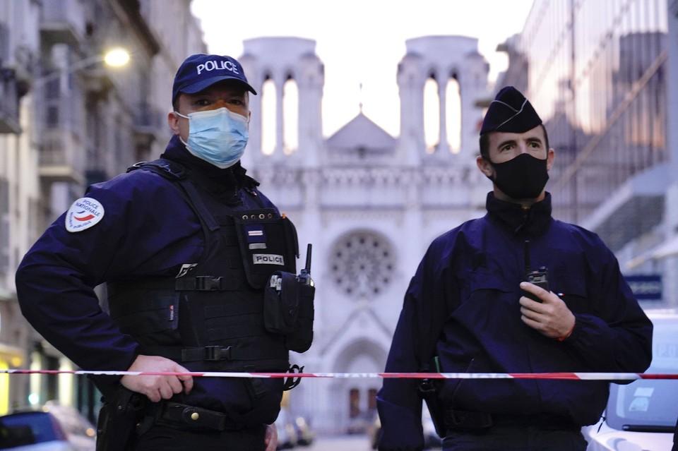 Во Франции задержали возможного сообщника террориста, который устроит резню в храме Ниццы