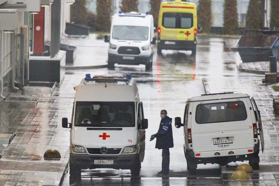 Все московские больницы получили угрозы минирования
