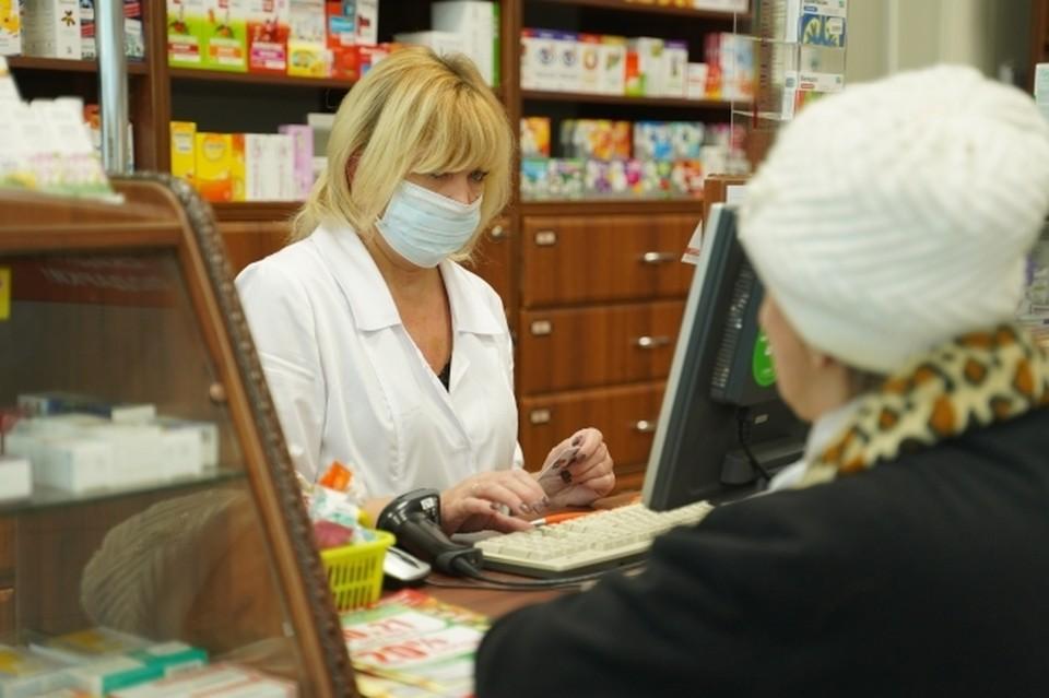 Некоторые лекарства исчезли с аптечных прилавков, ажиотаж нарастает.
