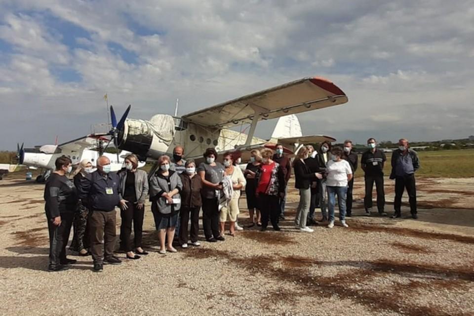 Общественники против застройки аэродрома, но вопрос уже решен. Фото: Андрей Елецкий