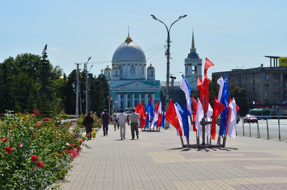 """Первомайский парк обещают сделать """"излюбленным местом отдыха"""""""