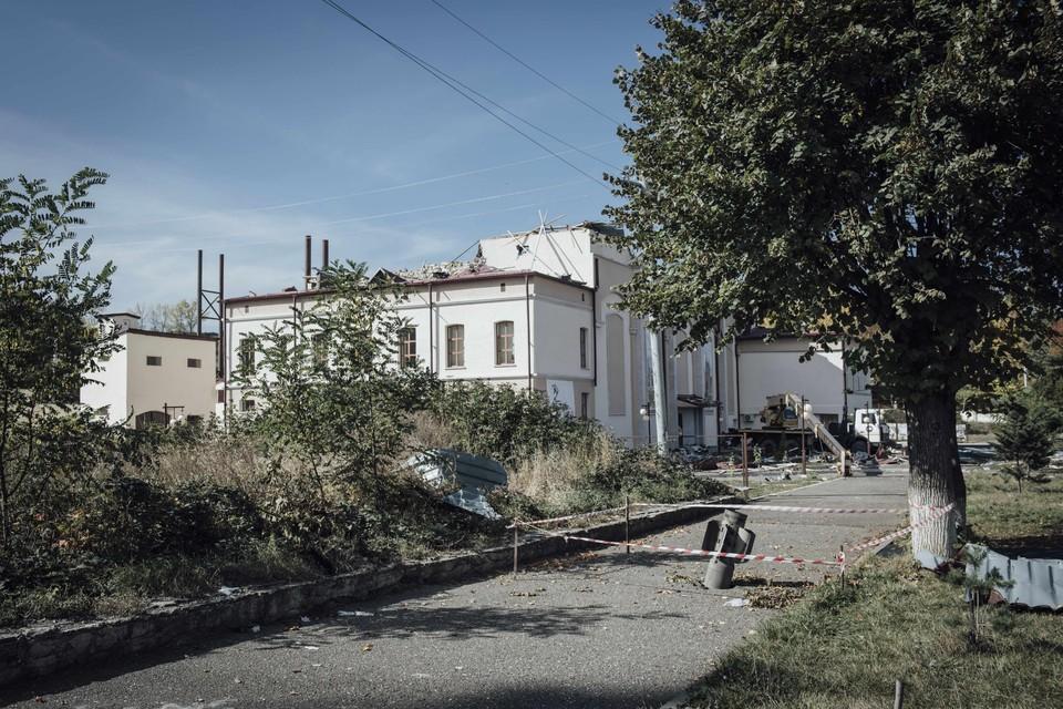 Серия взрывов прогремела в районе города Шуши в Нагорном Карабахе