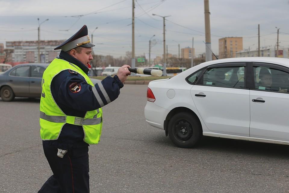 В столице Хакасии задержали любителя пьяной езды