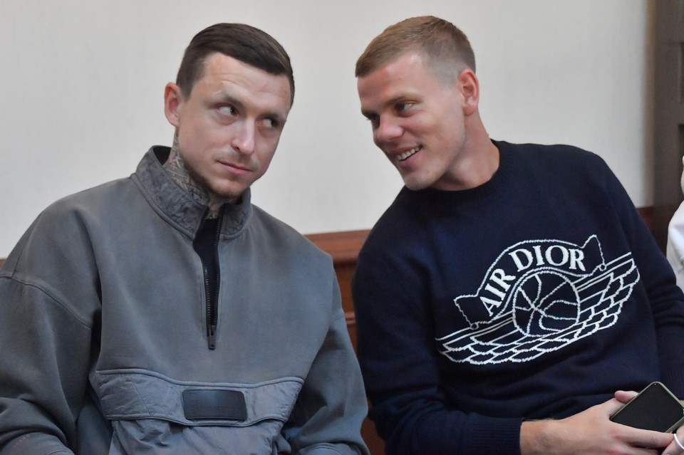"""Кокорина не будет в стартовом составе """"Спартака""""."""