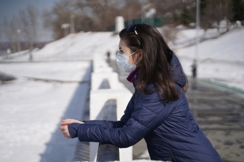 Гидромет прогнозирует теплую зиму в Кузбассе