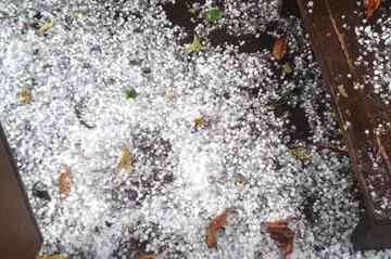 Град в Сочи 1 ноября 2020: на курорт обрушилась непогода