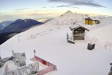 И сразу метель: Первый снег в Сочи пошел в ночь на 2 ноября