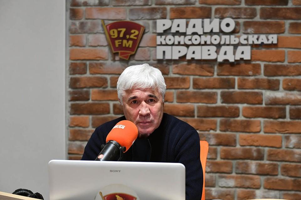 Экс-полузащитник московского «Спартака» и эксперт Евгений Ловчев