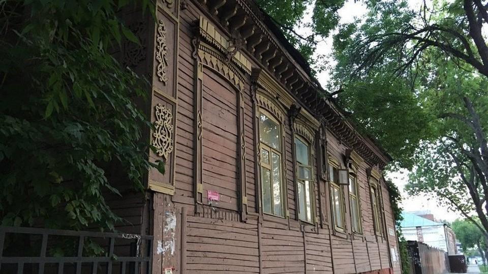 Жители Самары хотят восстановить уникальный дом
