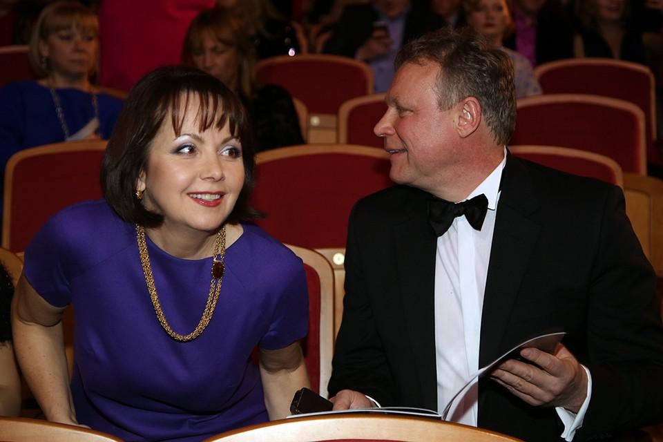 Сергей Жигунов уже во второй раз развелся с супругой Верой Новиковой