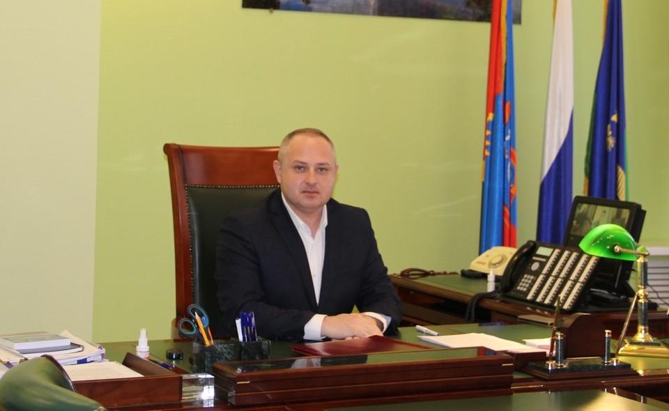О назначении Максима Косенкова исполняющим полномочия главы города Тамбова стало известно 30 октября