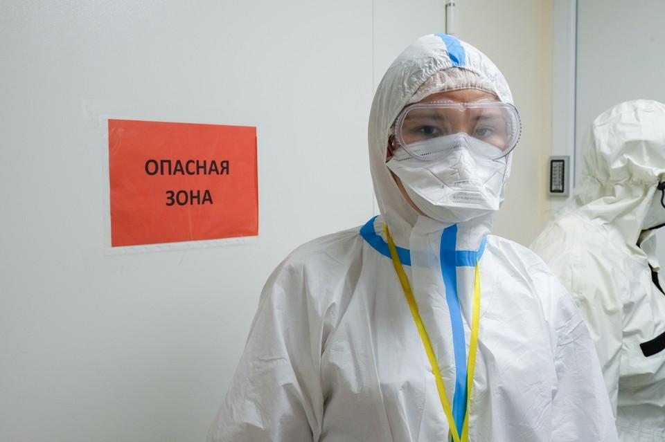 Коронавирус в Кузбассе, последние новости на 12 ноября