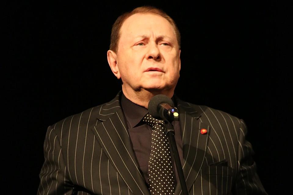 Директор «Ленкома» Марк Варшавер