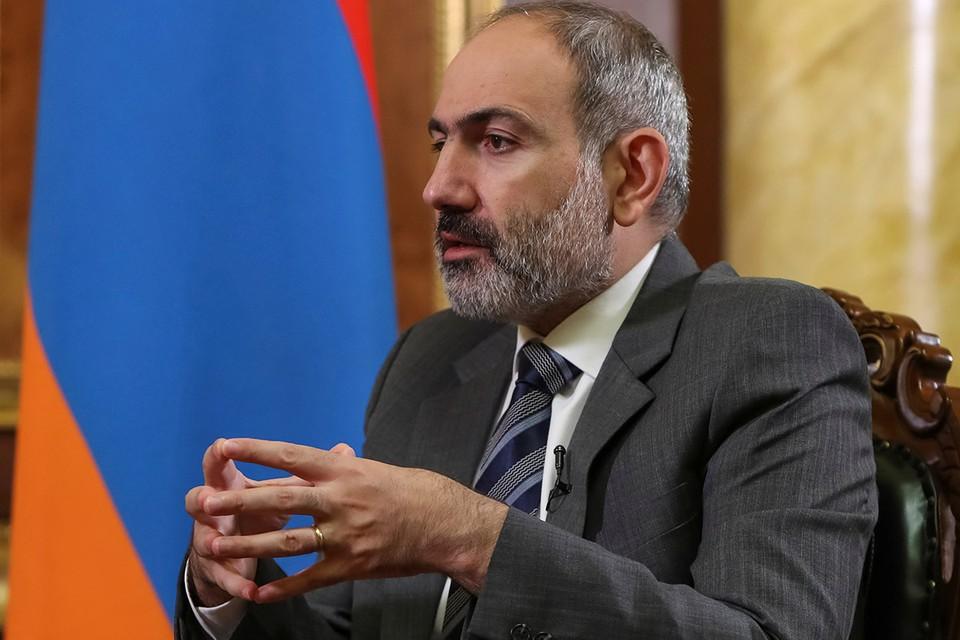"""Премьер-министр Армении объяснил, почему был подписан """"невыгодный"""" для страны документ"""