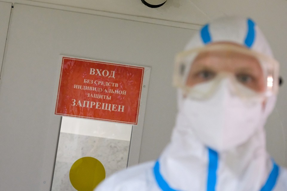 Врач за эти шесть месяцев вместе с коллегами спасла около 150 пациентов с COVID-19