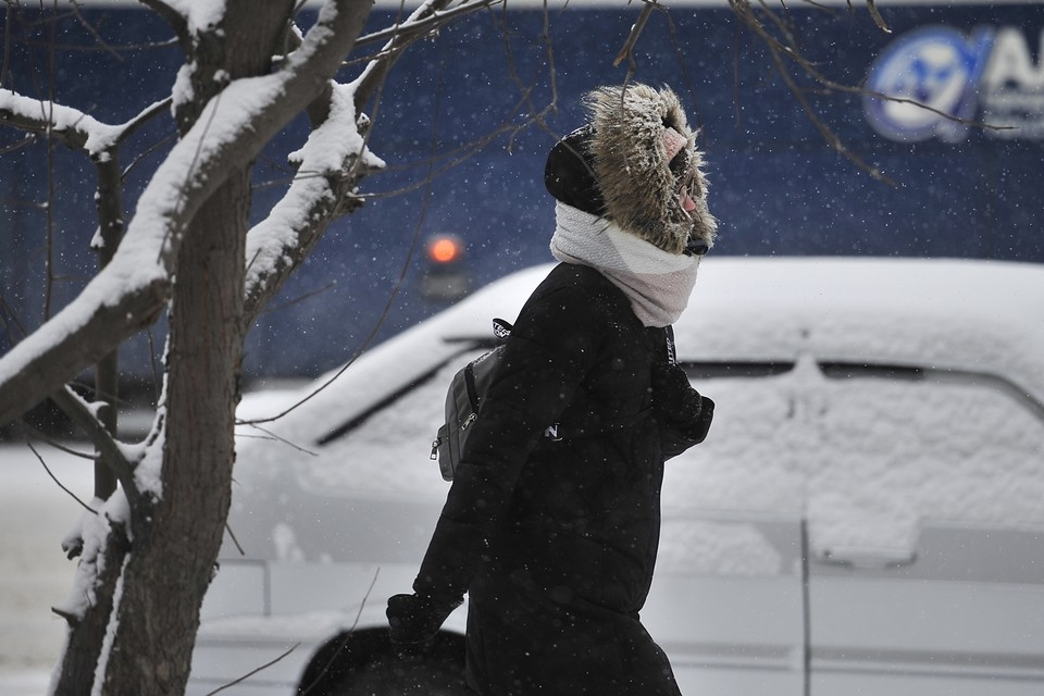 В Ростовской области прогнозируют дальнейшее ухудшение погоды.