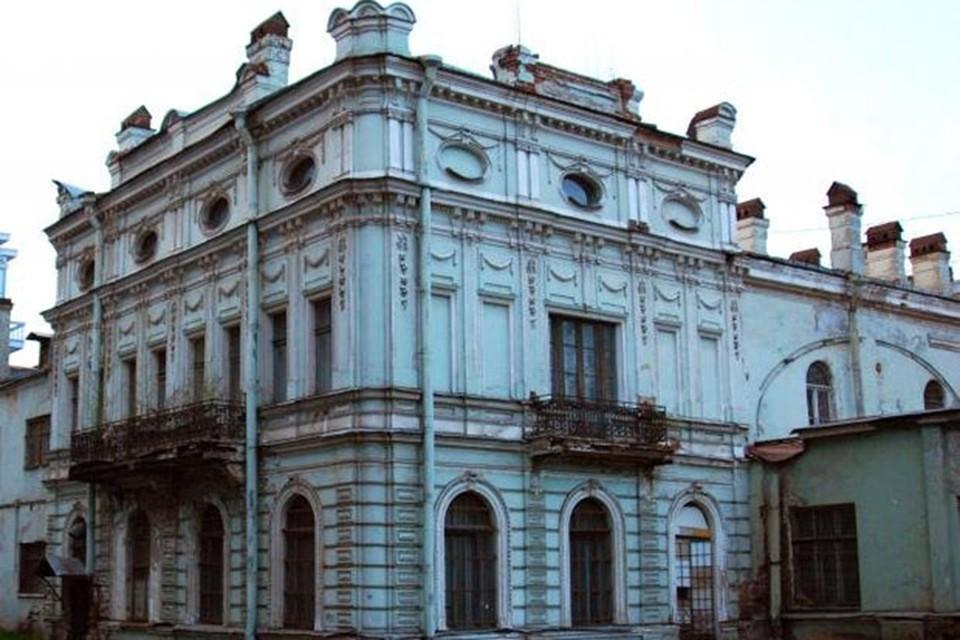 9 ноября в Петербурге загорелся особняк Эрнеста Игеля. Фото: maps.yandex.ru