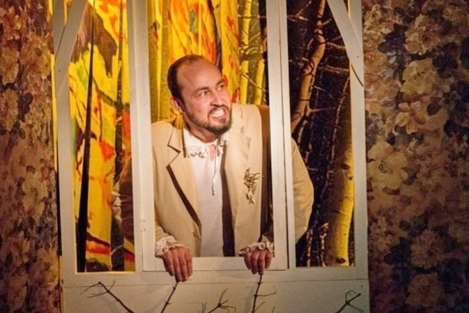 В театре Антона Аверкина знали под именем Даниила Ванецкого. Фото: afisher.info