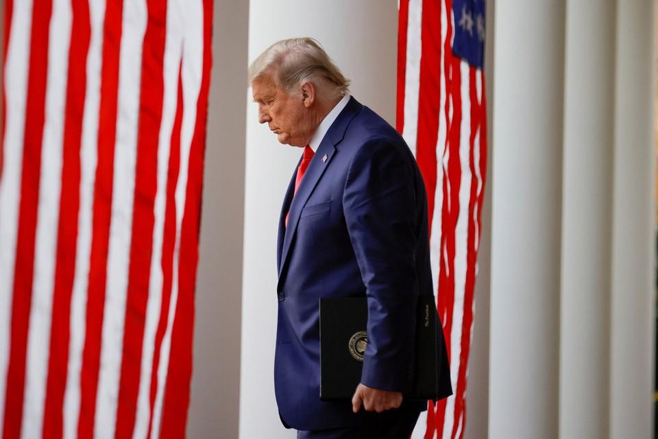 Юридическая поддержка действующего президента США внезапно стала немодной в адвокатской среде