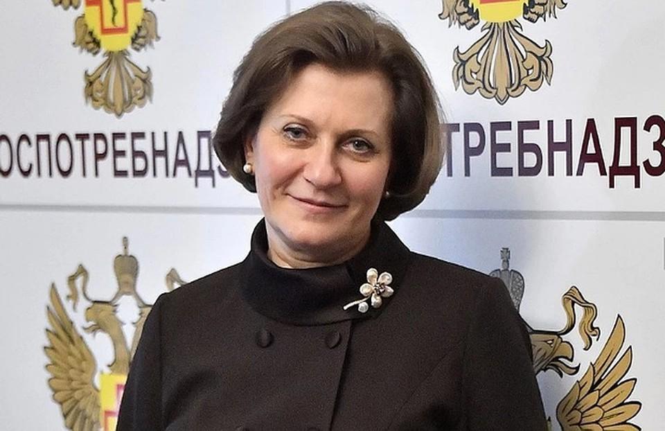 Анна Попова: Россия занимает 100-е место в мире по уровню летальности коронавирусной инфекции