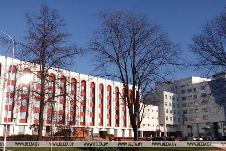 В МИД Беларуси ответили Евросоюзу введением «зеркальных» санкций. Фото: БелТА