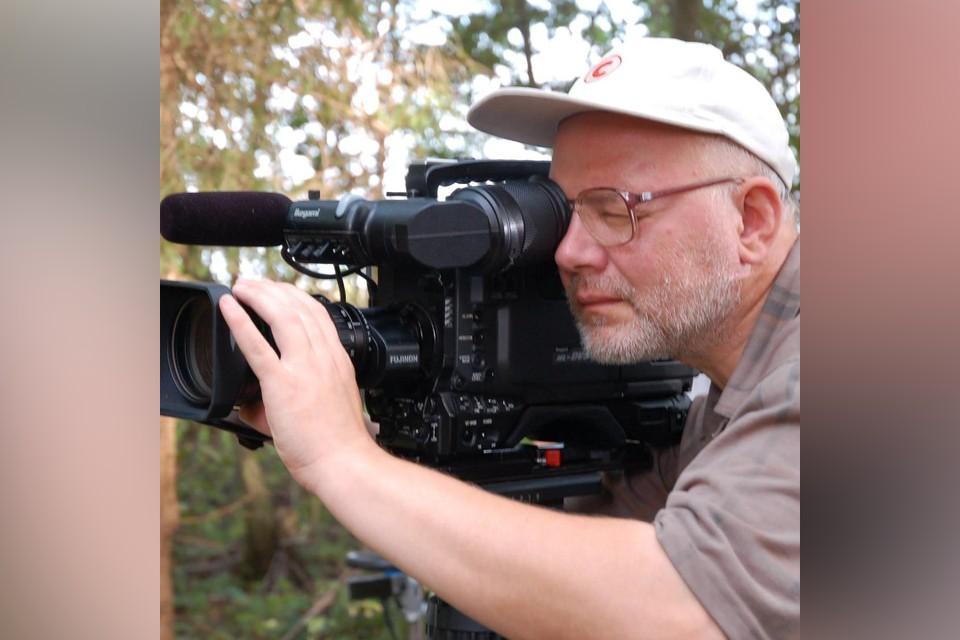 Александр Крупко за работой. Фото: страница в соцсетях Александра Крупко – ФБ/profile.php?id=100022905697264.