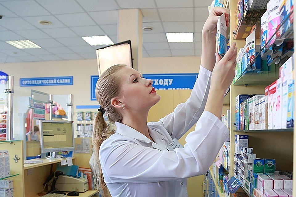 Отсутствие противовирусных препаратов выявили в 30% аптек России