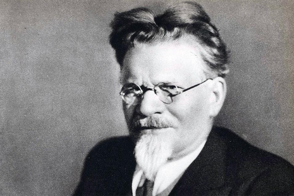Михаил Калинин (1875-1946).