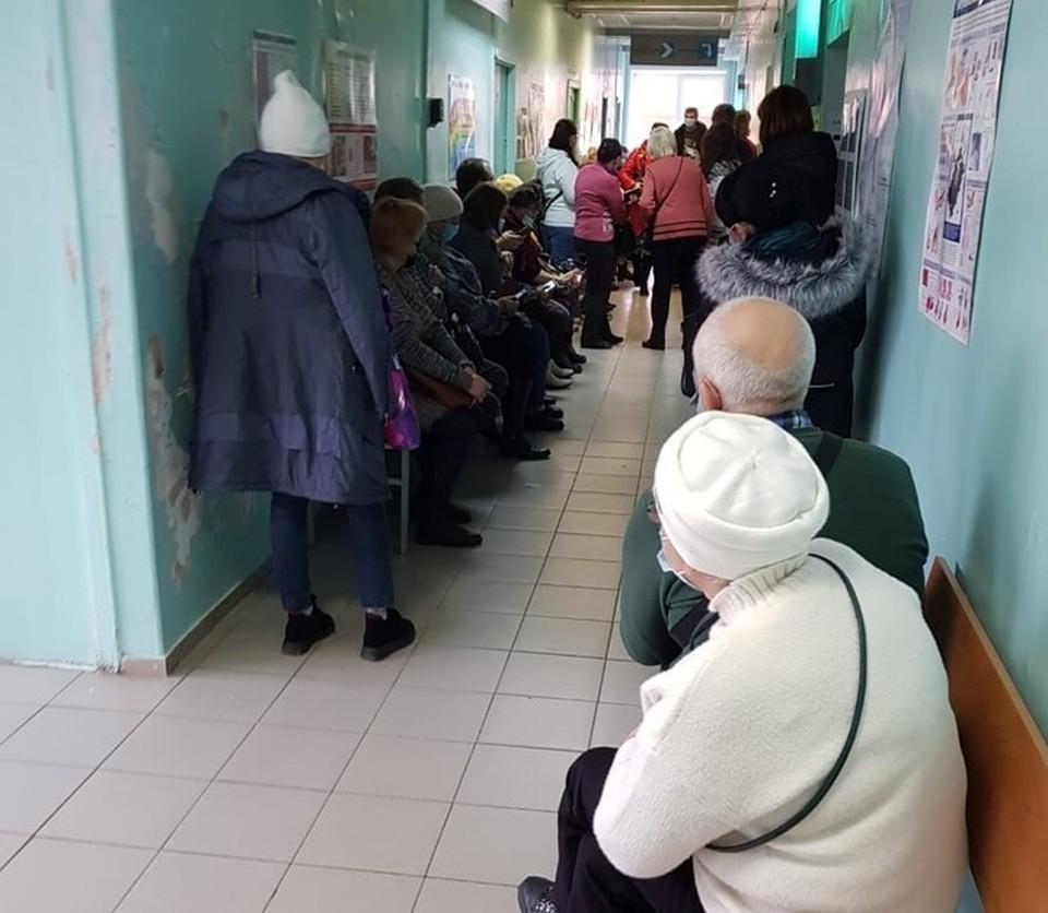 124 заболевших коронавирусом зарегистрировано в Смоленской области за последние сутки. Фото: Светлана Николаева, ВКонтакте.
