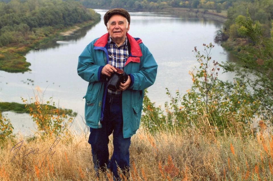 В Воронежском заповеднике оцифровывают записи передачи «В мире животных» с Василием Песковым
