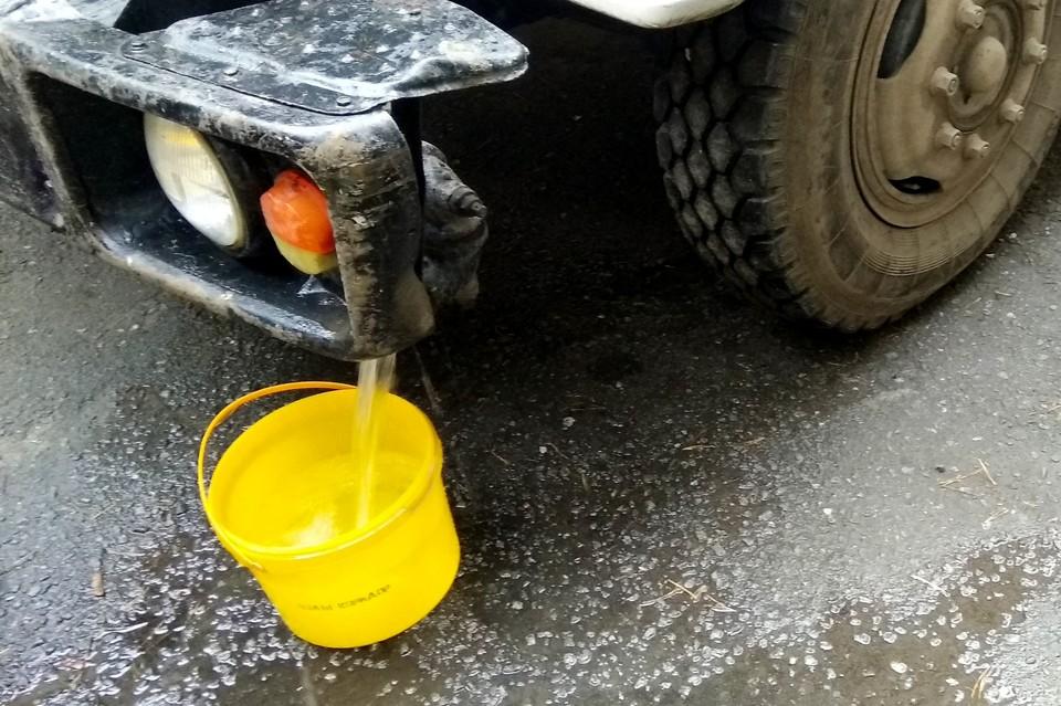 Липчанам лучше заранее запастись питьевой водой
