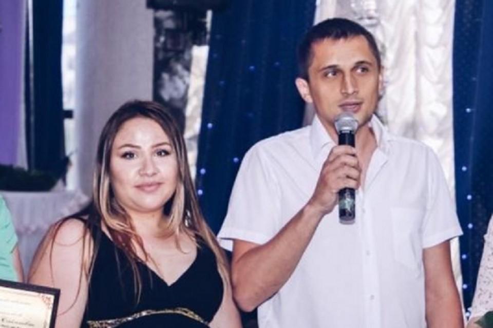 Анна Мелконян и Роман Гребенюк сцепились в родительском чате из-за пустяка. Фото: соцсети