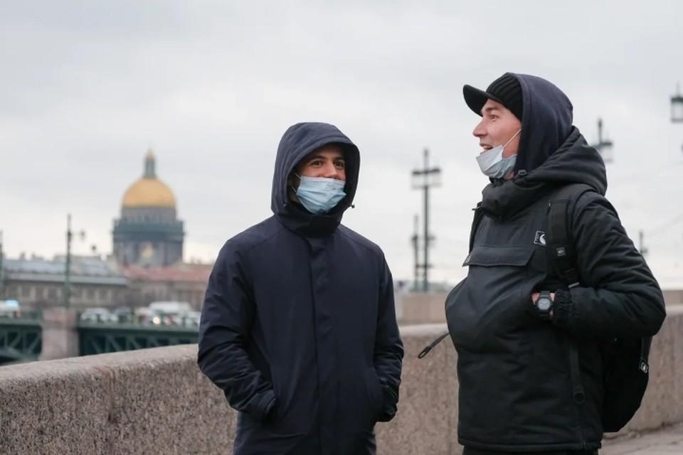 """""""Комсомолка"""" собрала последние новости о коронавирусе в Санкт-Петербурге на 20 ноября 2020 года."""