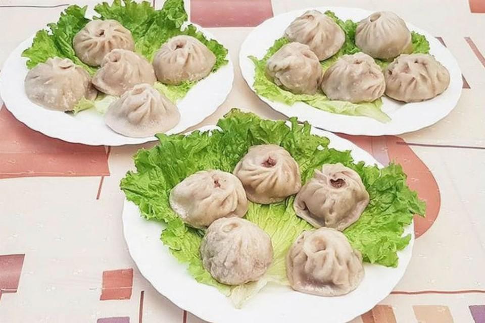 «Бурятские позы — наше все»: это блюдо чаще всего заказывают на обед в Иркутске.