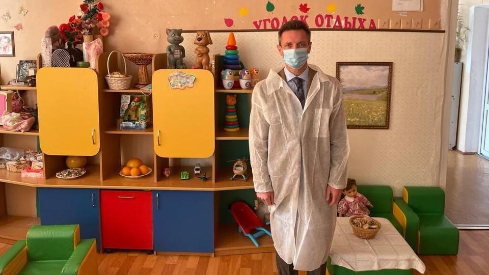 В детдоме «Елочка» Симферополя откроют отделение паллиативной помощи. Фото: официальный сайт Минздрава РК.