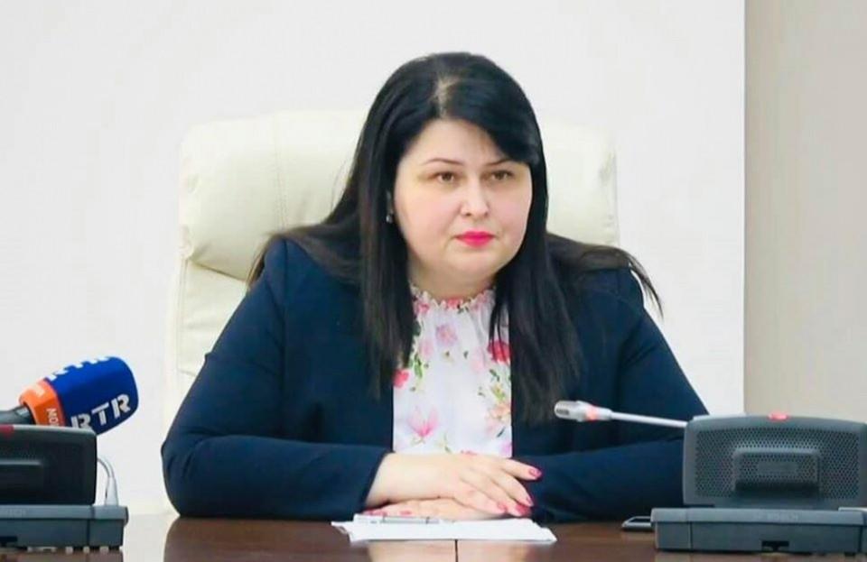 Кристина Лесник работала вице-премьером почти восемь месяцев (Фото: Трибуна).