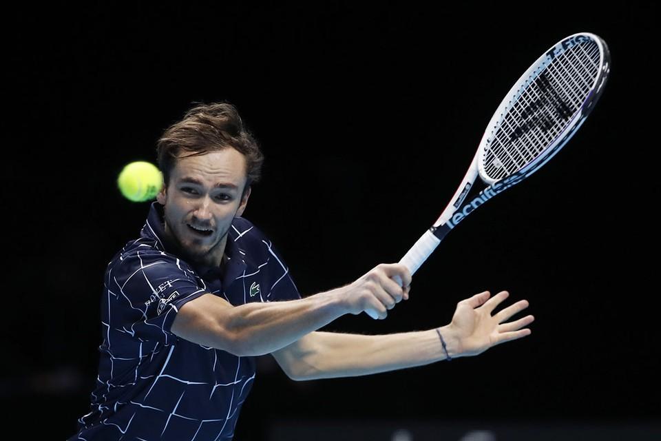 В воскресенье Даниил Медведев сыграет в финале итогового турнира года в Лондоне, где выступают восемь сильнейших теннисистов планеты.