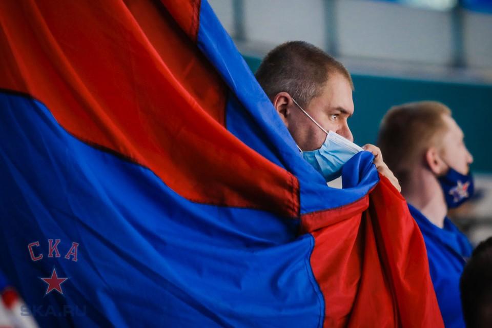 СКА одержал уверенную победу Фото: СКА