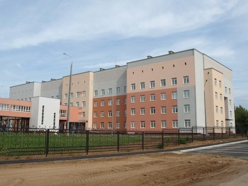 Борская ЦРБ, где умерла женщина. Фото: страница больницы в соцсети